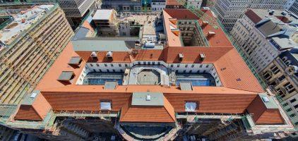 BZG Sanierung Deckenbalkenlage und Dachstuhl / Berlin